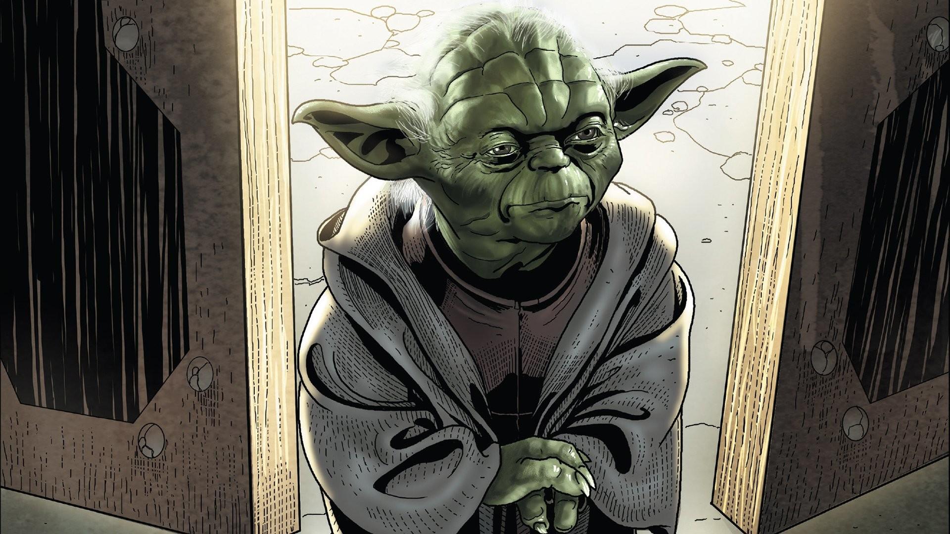 Мастер Йода